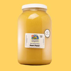 One Gallon of Desert Flower Honey