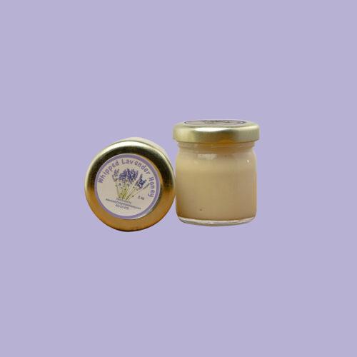 Tiny Whipped Lavender Honey Jar
