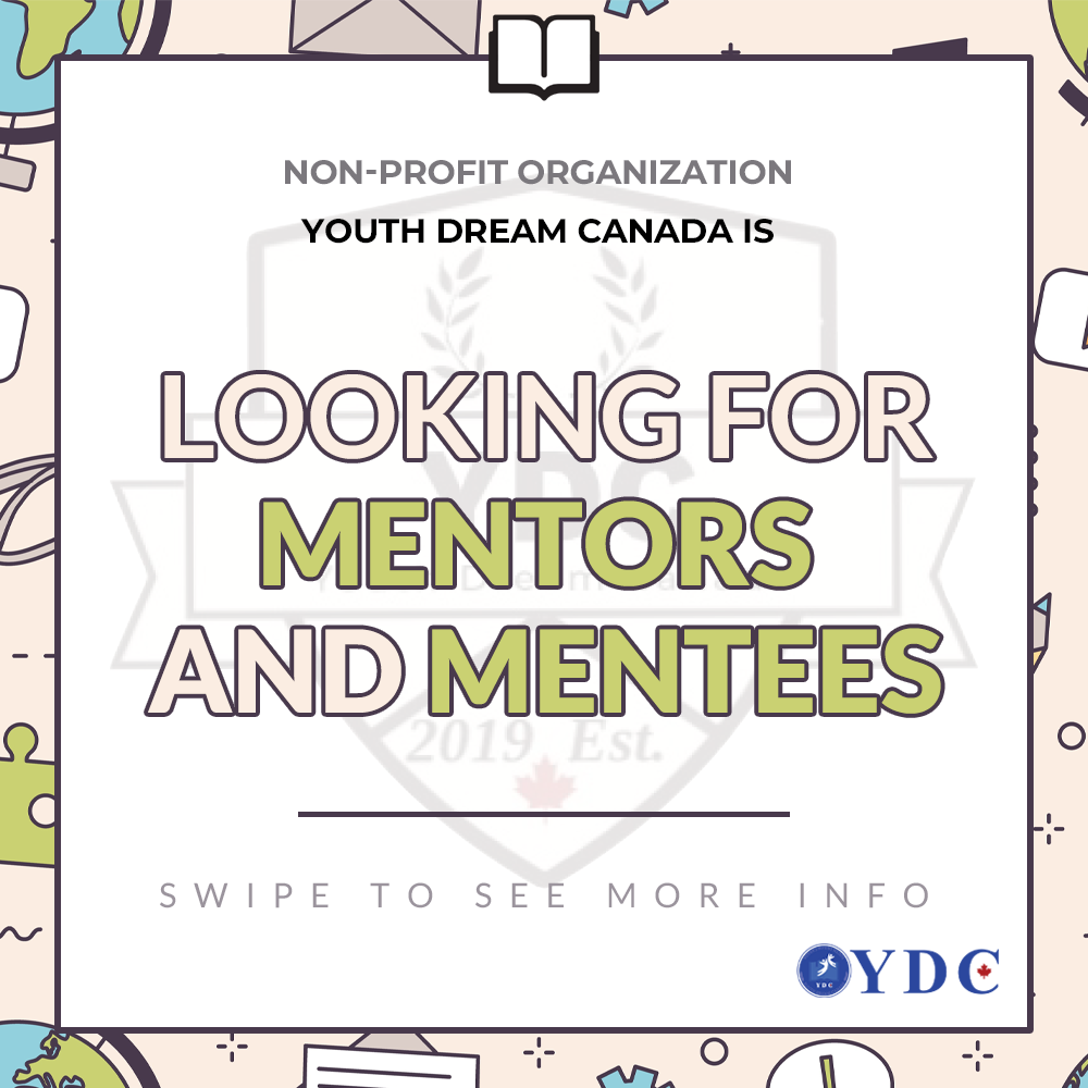 Looking for Mentors and Mentees