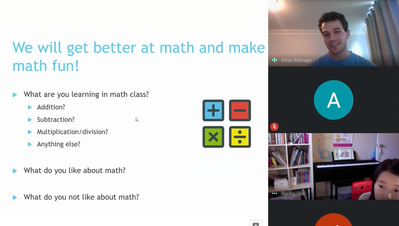 Math Session
