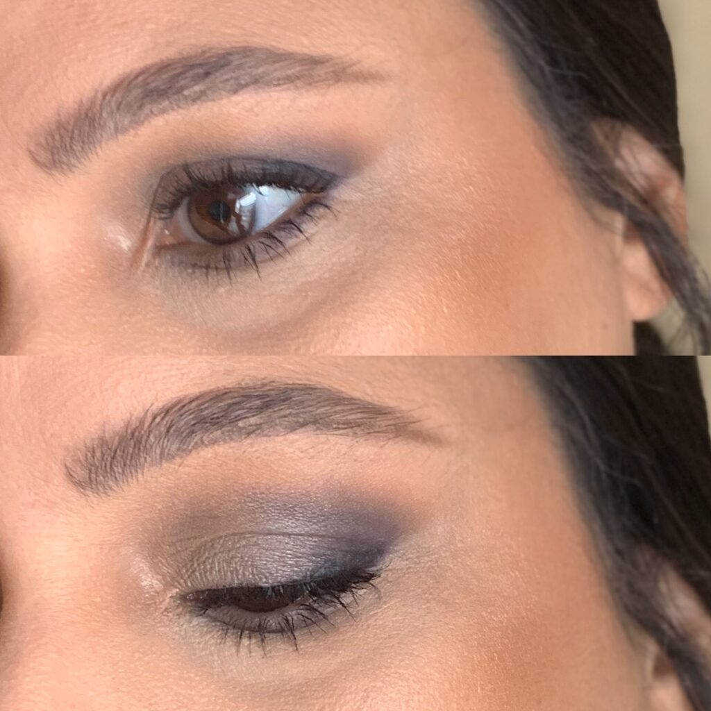 How to Wear Blue Eye Makeup, Pantone Color of The Year, BeautyInVA