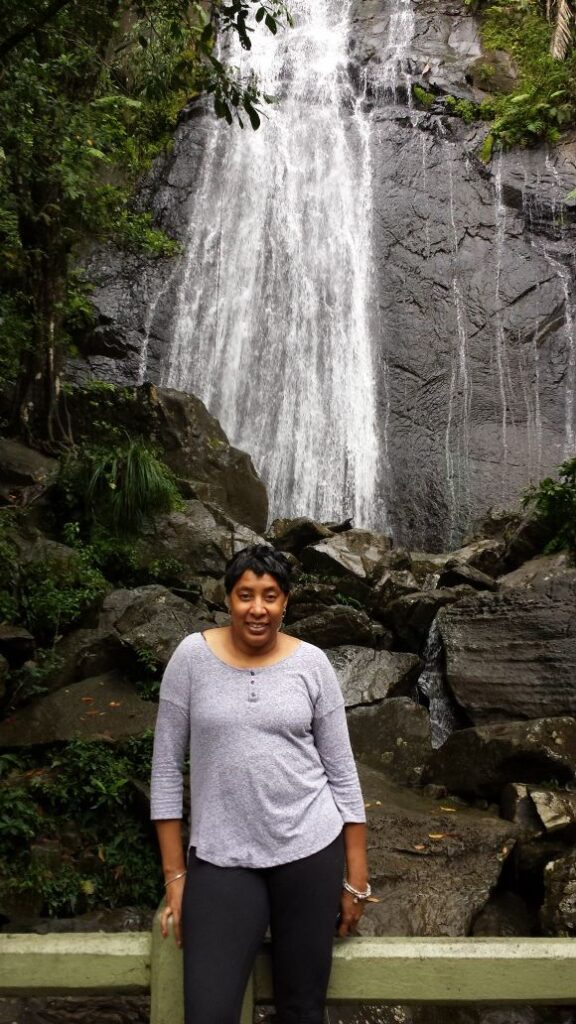Norma Brower Waterfall