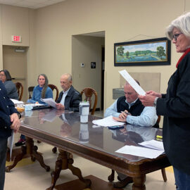 Meridian City Council appointed new council members to terms following 2020 Election