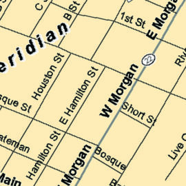AGENDA: Meridian Planning & Zoning Commission of the City of Meridian, Texas, will convene in Special Session at 5:30 p.m., Monday, April 5, 2021
