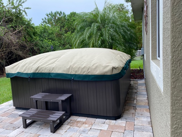 Swim Spa Covers That will stay looking great on your swim spa for years