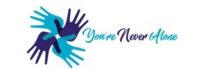 You're Never Alone Logo