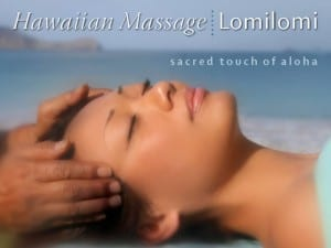 Makana's award-winning book on lomilomi massage