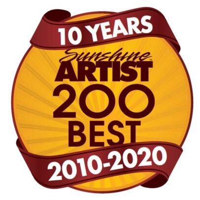 Awards - Top 200 Winner Sunshine Artist