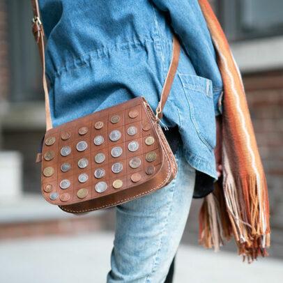 Paul Aude Leather Handbags & Accessories