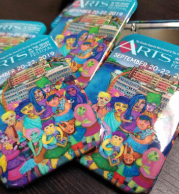 39th ANNUAL ARTS IN THE HEART OF AUGUSTA FESTIVAL ANNOUNCES ADVANCED BADGE SALES for 2019