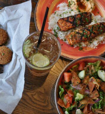 Laziza Mediterranean Grill – Augusta