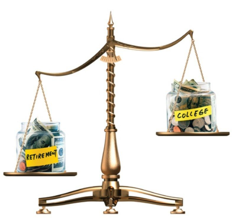 Balancing Tuition and Retirement