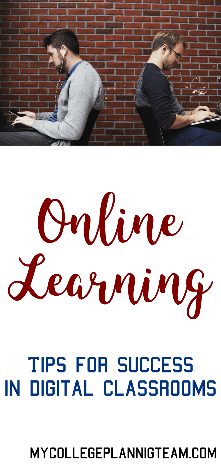Online learning - Tips for success in digital classes
