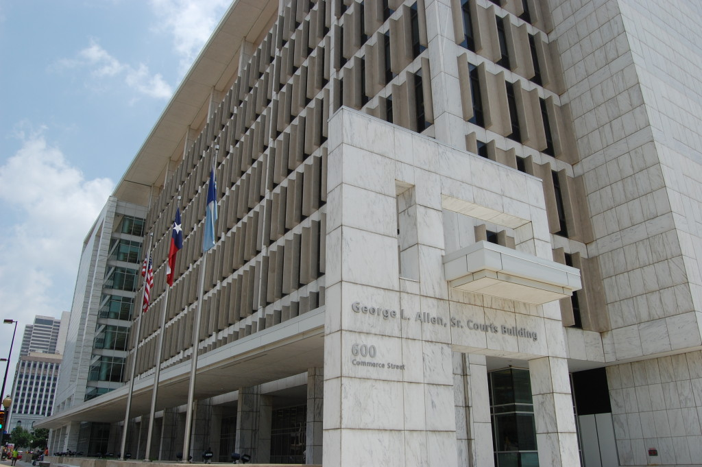 Dallas County Law Firm Marketing