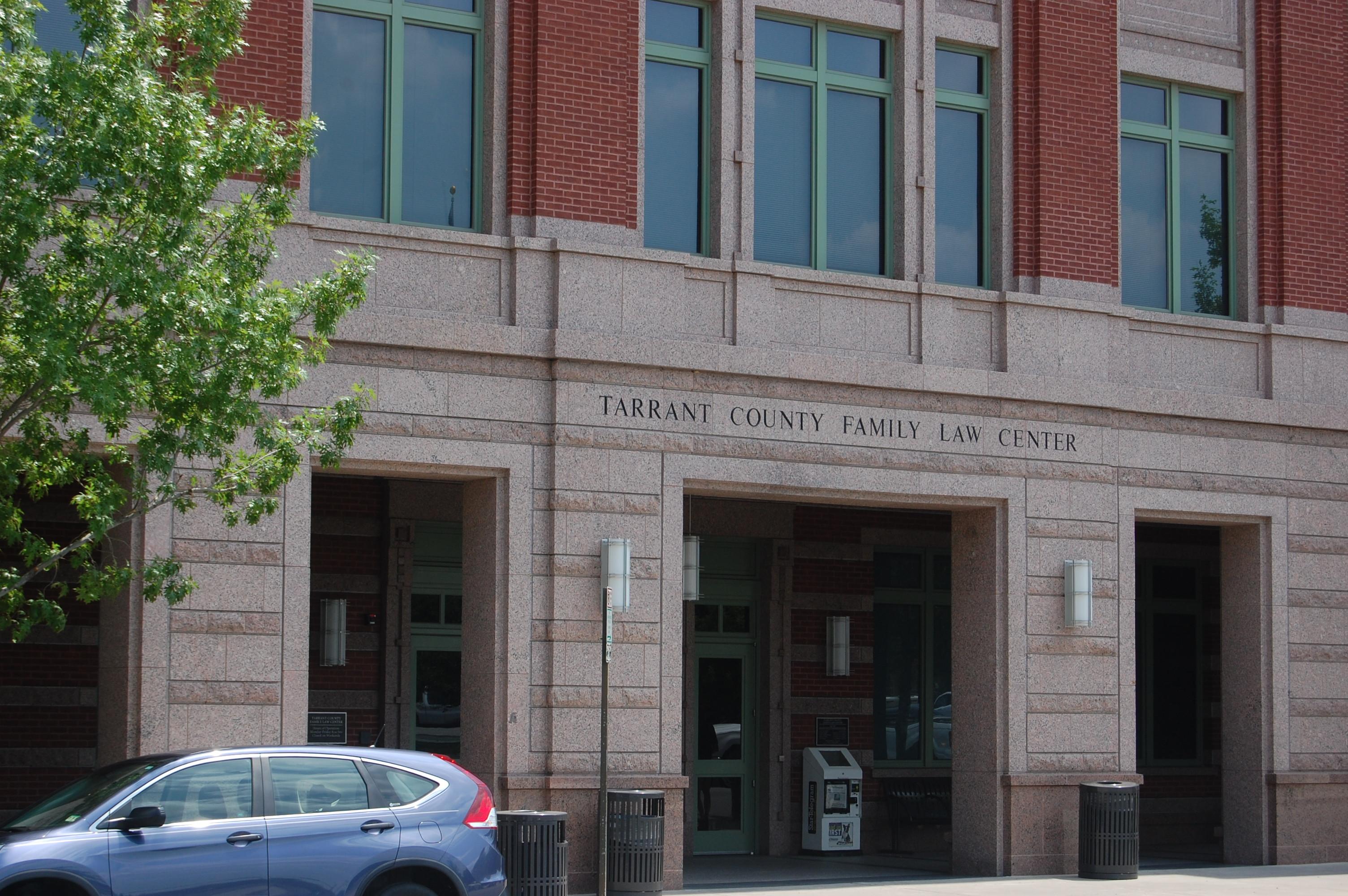 Tarrant County Family Law Marketing