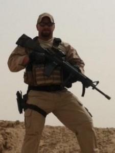 Robbie Allmon, Tactical Trainier