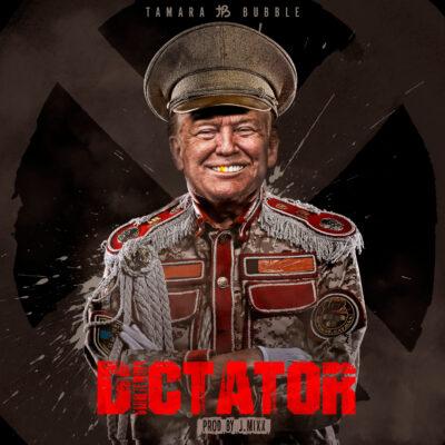 DICTATOR final cover art