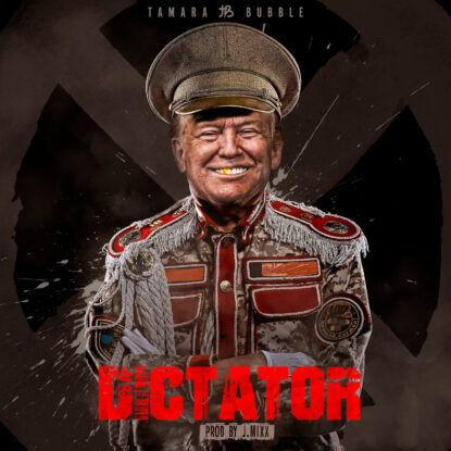 DICTATOR final cover art