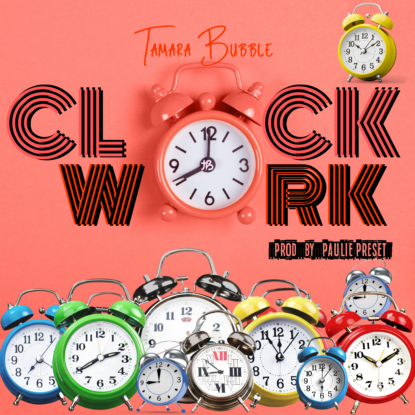 Tamara Bubble - Clockwork artwork