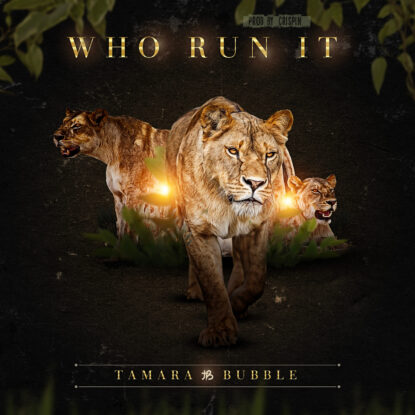Tamara Bubble - Who Run It