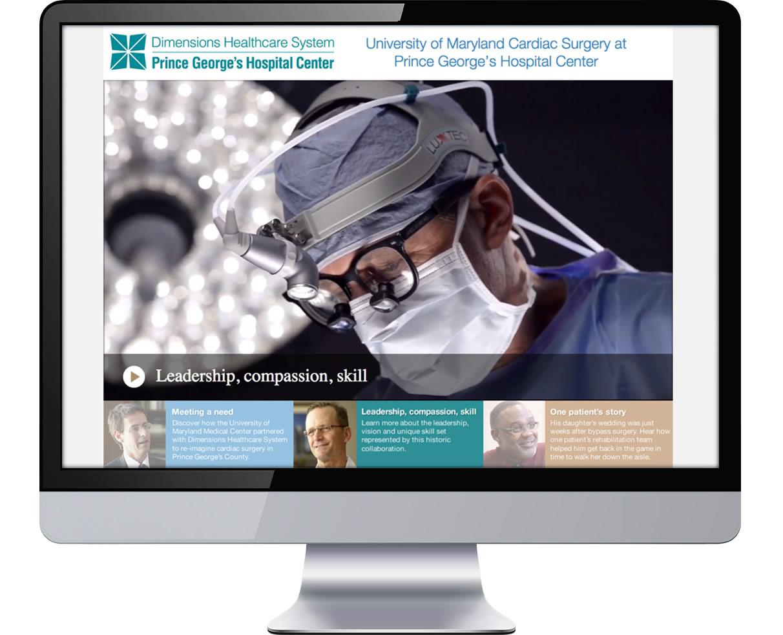 Prince George's Hospital Center/UM Cardiac Surgery at PGHC