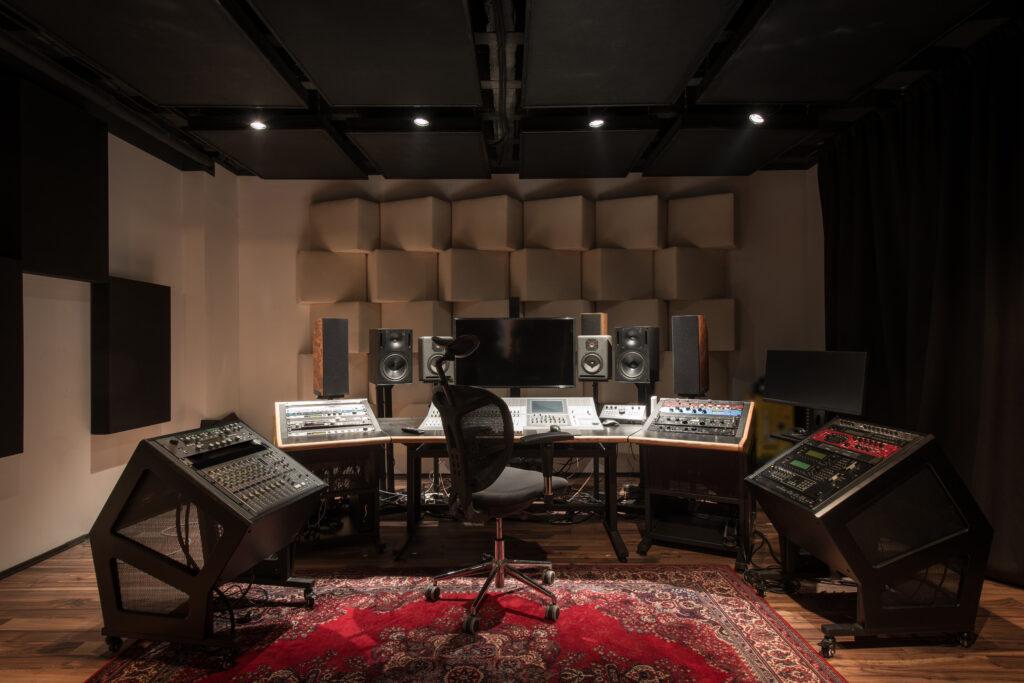 Audio Installation Miami Florida Nightclub