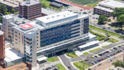 ACEC recognizes Methodist University Hospital's Shorb Tower
