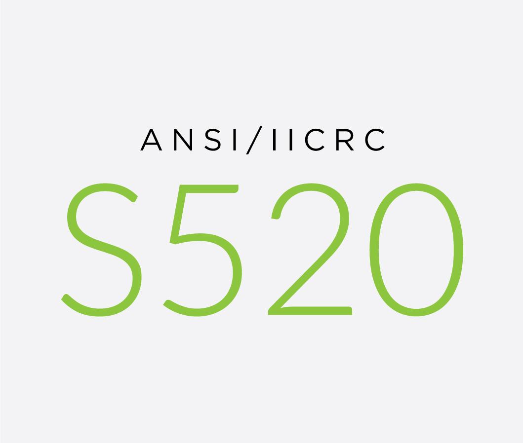 ANSI-IICRC_S520
