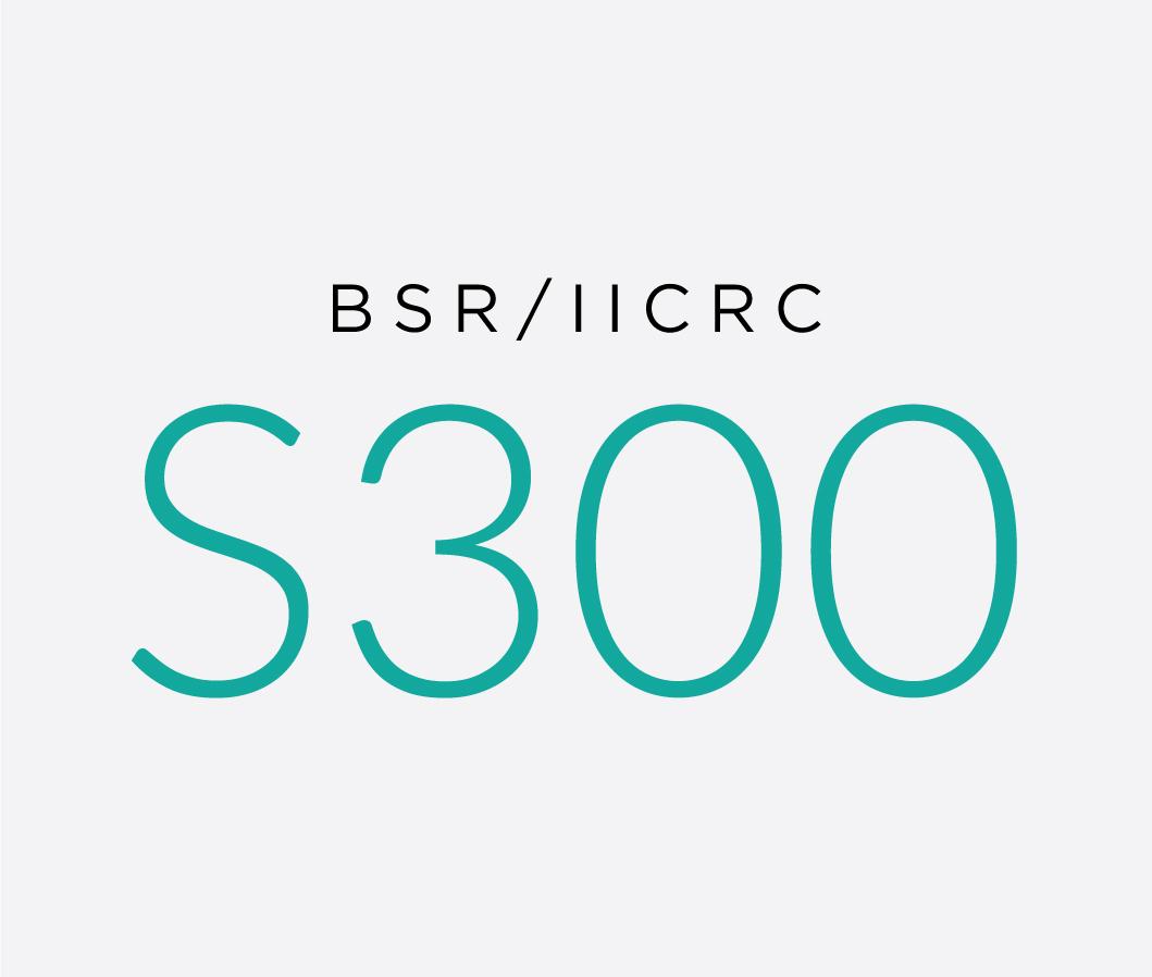 BSR-IICRC_S300