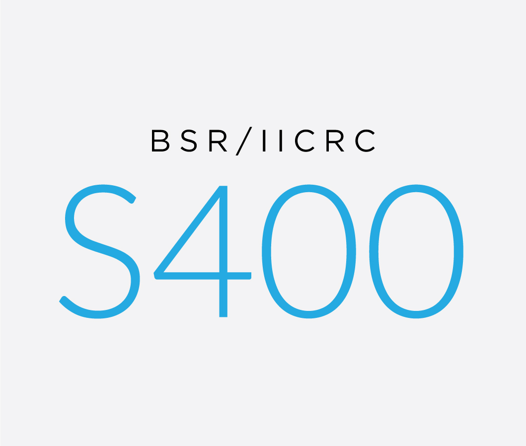 BSR-IICRC_S400