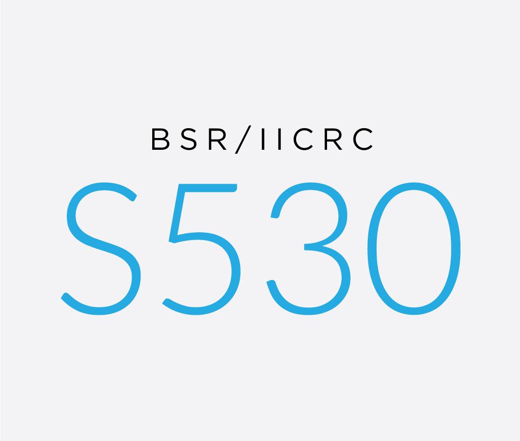 BSR-IICRC_S530