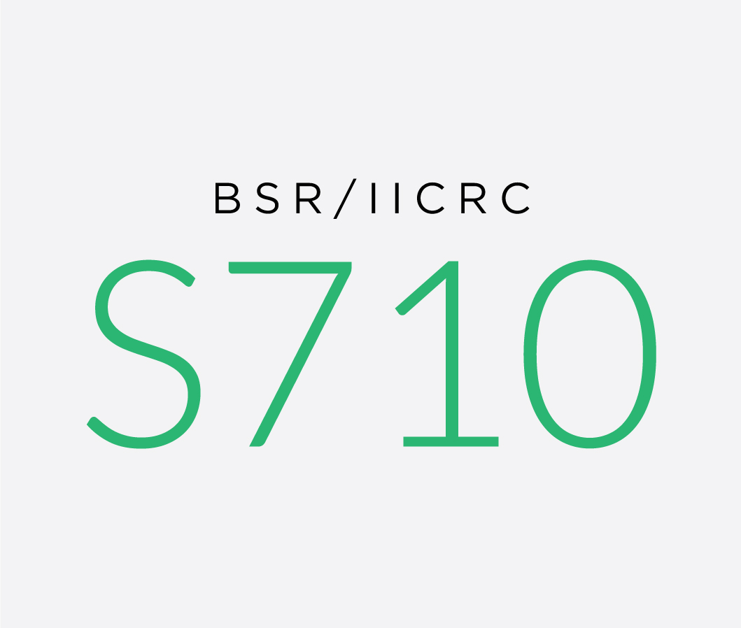 BSR-IICRC_S710