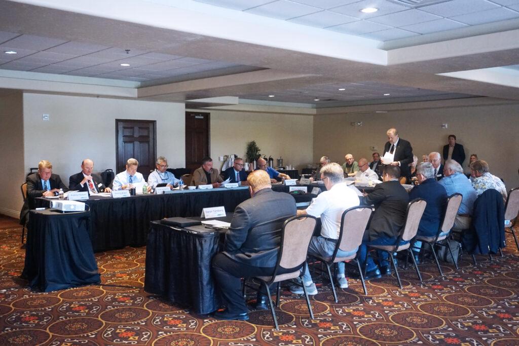 IICRC Shareholders meeting 2019