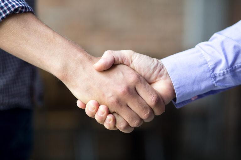 IEQ-GA with IICRC Agreement handshake