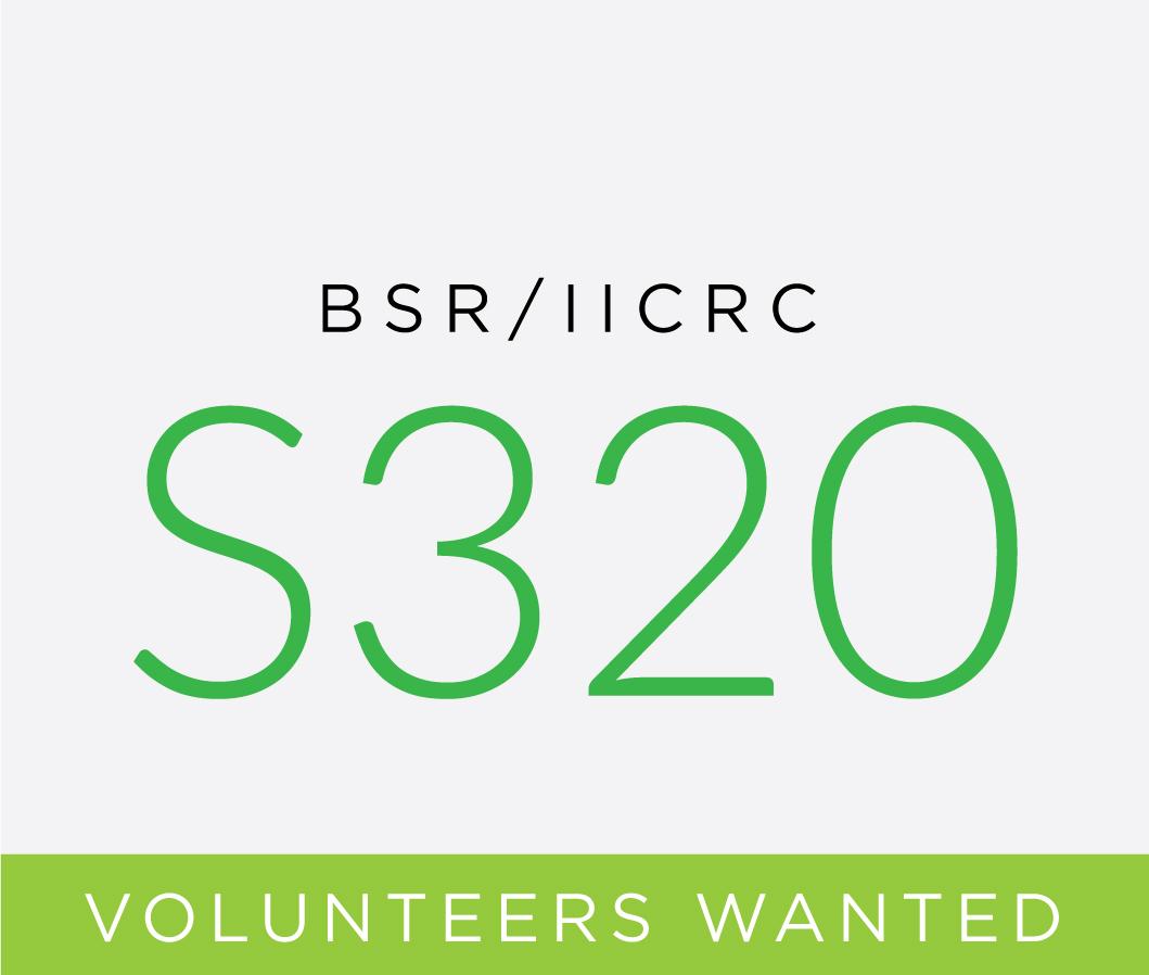 BSR IICRC S320