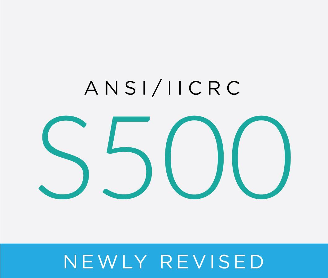 ANSI/IICRC S500