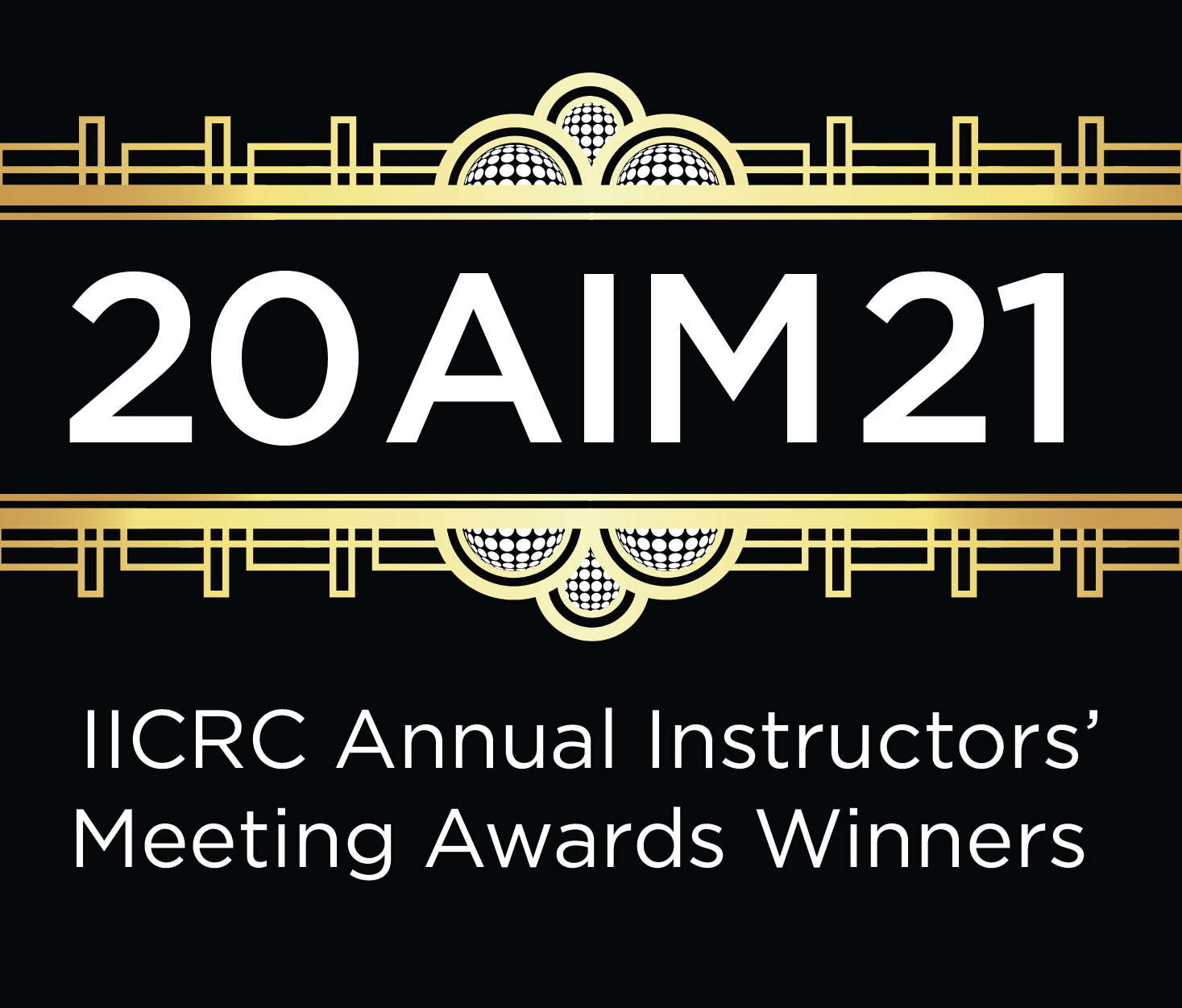 2021 AIM Award Winners IICRC
