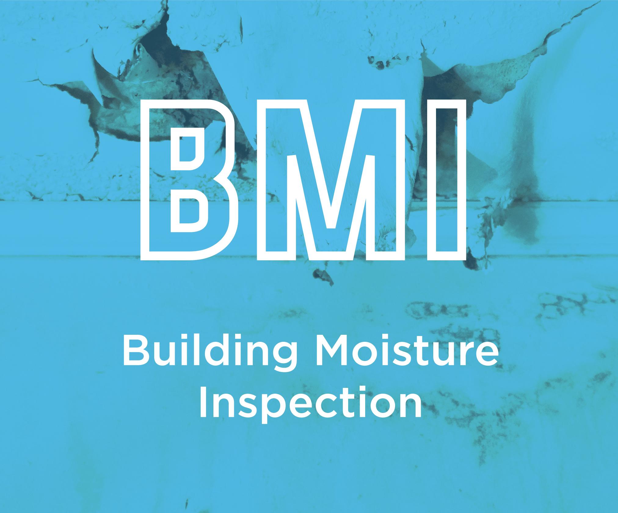 Building Moisture Inspection BMI
