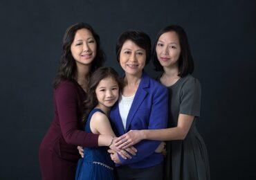 Family Generation Photoshoot