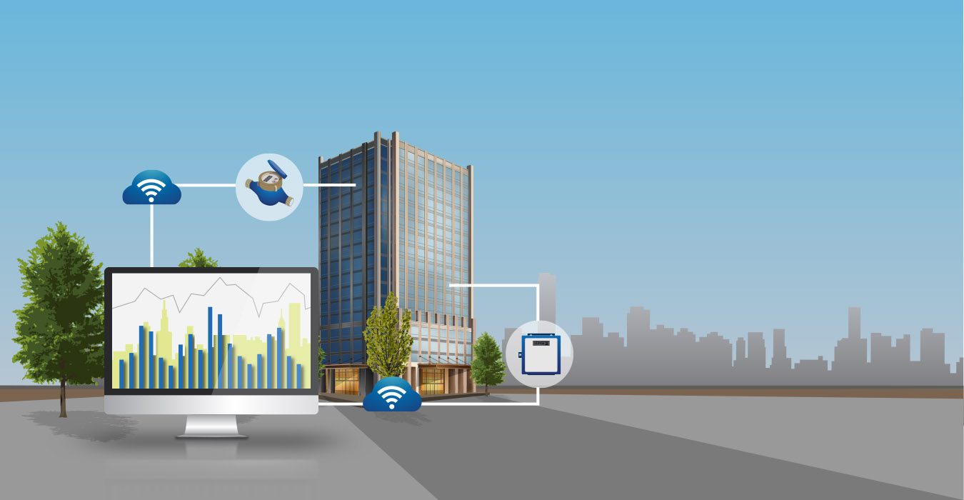 Advanced Smart Meter Technology Improves Efficiency & Accuracy of Meter Reading & Tenant Billing