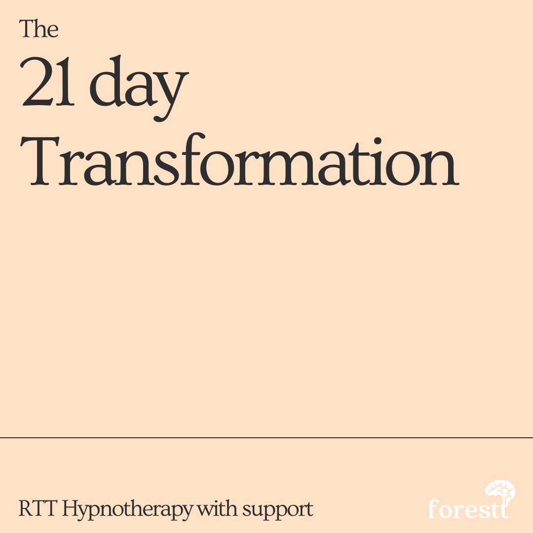 Rapid Transformational Therapy Hypnosis