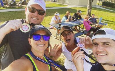 Team Vossberg Gainor Earns Gold, Silver & Bronze