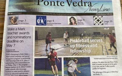 Ponte Vedra Newsline: Pickleball Serves up Fitness and Fellowship