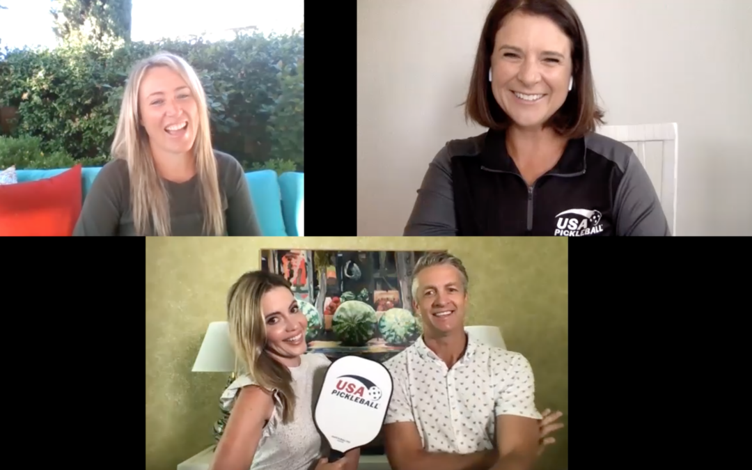 """USA Pickleball Interviews The Holderness Family following release of """"The Pickleball Song"""" [VIDEO]"""