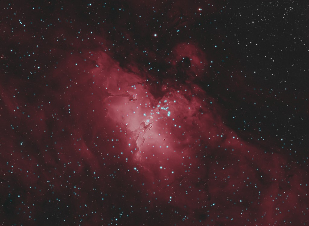 M16: Eagle Nebula