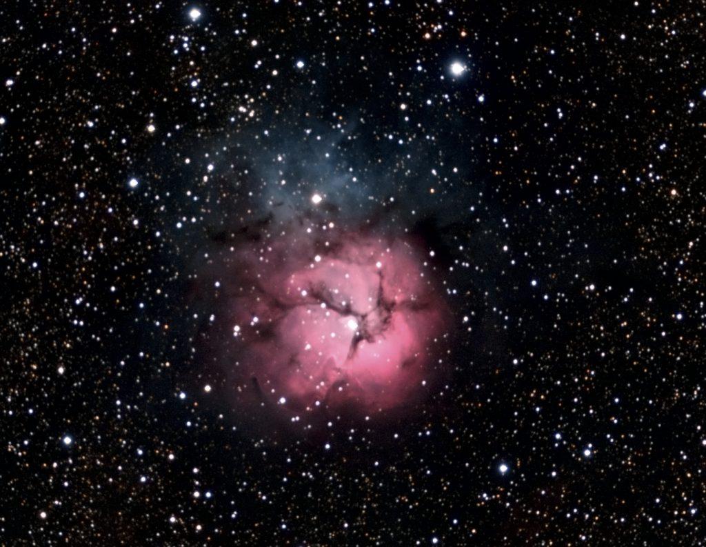 M20: Trifid Nebula