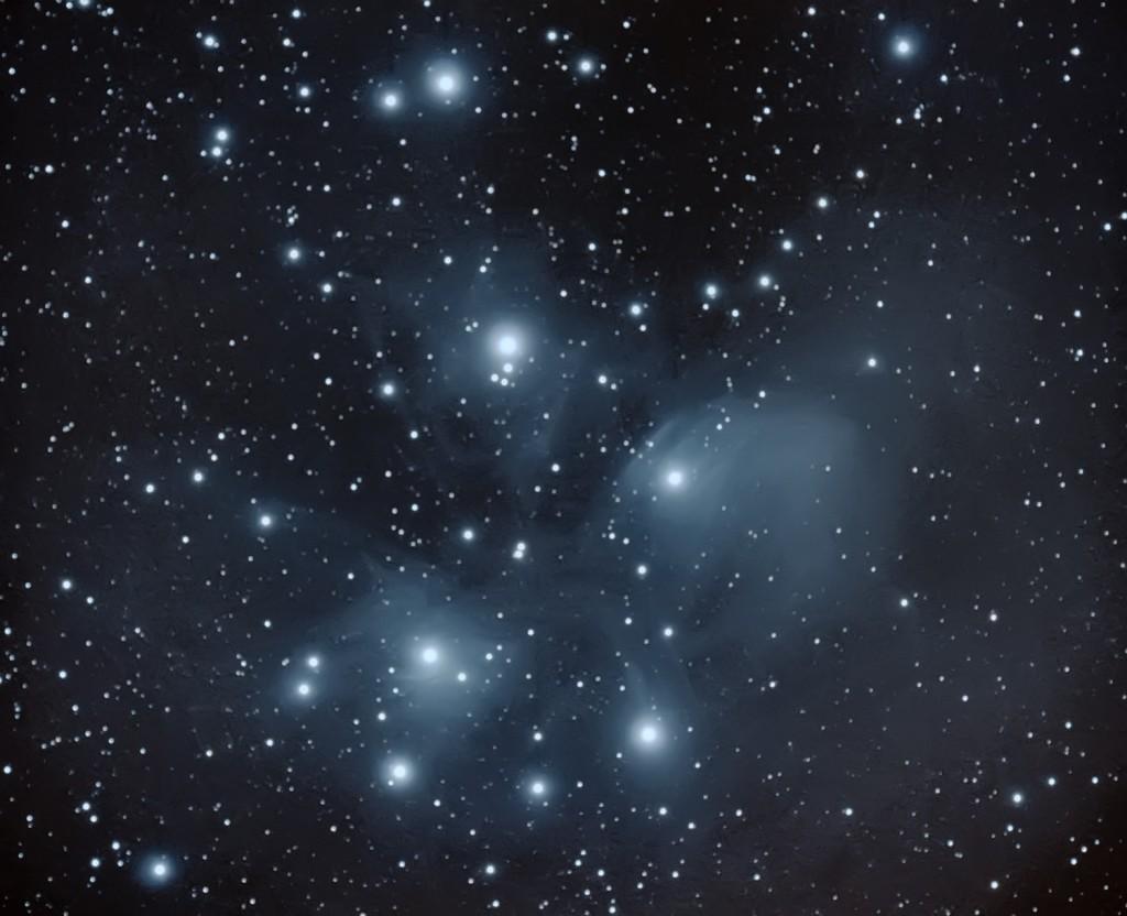 M45: The Pleiades
