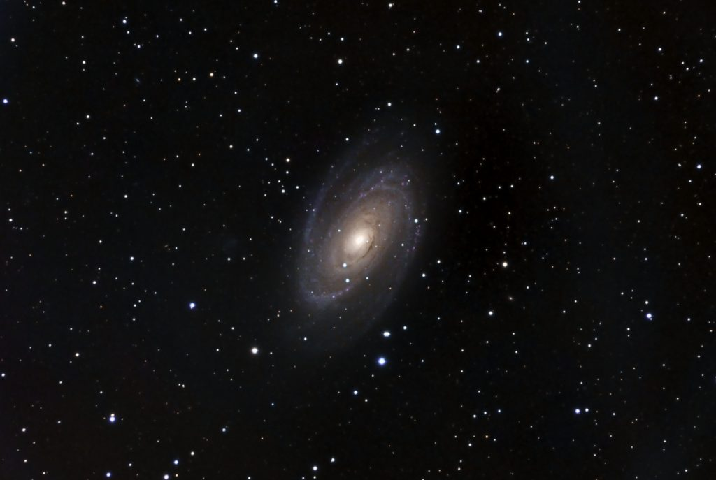 M81: Bode's Galaxy