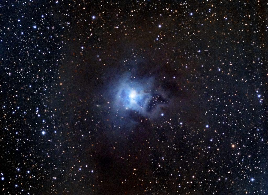 NGC 7023: Iris Nebula