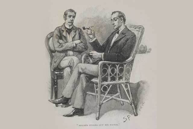 """1893 """"The Strand Magazine"""", Sherlock Holmes Series (Sold for $170)"""
